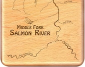 SALMON RIVER Middle Fork ...