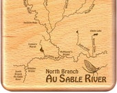 AU SABLE North Branch Riv...