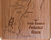 WEST BRANCH AUSABLE River...