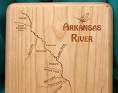 Fly Box  ARKANSAS  RIVER ...