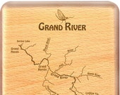 GRAND RIVER MAP Fly Box- ...