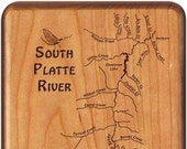SOUTH PLATTE RIVER Map Fl...