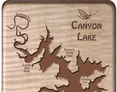 CANYON LAKE Guadalupe Riv...