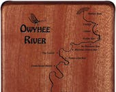 OWYHEE RIVER Map Fly Box ...