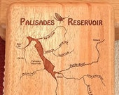 PALISADES RESERVOIR River...