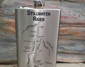 Stillwater River Map FLAS...