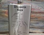 Stillwater River Map FLAS...