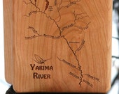YAKIMA RIVER MAP Fly Box ...