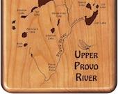 PROVO RIVER, UPPER River ...