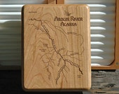 AROLIK RIVER MAP Fly Box ...
