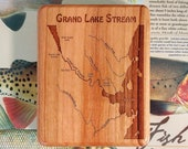 GRAND LAKE STREAM River M...