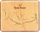 BEAR RIVER MAP Fly Fishin...