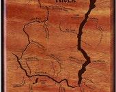 KOOTENAI RIVER MAP Fly Fi...