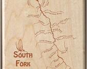 South Fork FLATHEAD RIVER...
