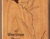 WHITEFISH RIVER MAP - Fly...