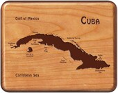 CUBA RIVER Map Fly Box  H...