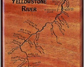 Upper YELLOWSTONE RIVER M...