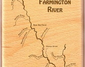 FARMINGTON RIVER MAP Fly ...