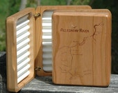 River Map Fly Box-ALLEGHE...