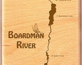BOARDMAN RIVER MAP Fly Fi...