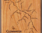 CLEARWATER RIVER MAP - Le...