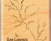 SAN LORENZO RIVER - Fly F...