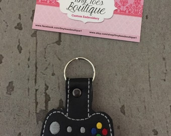 Video Game Controller Key Chain