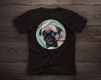 Élégant Carlin Standard Unisexe T-shirt Standard Unisexe T-Shirt