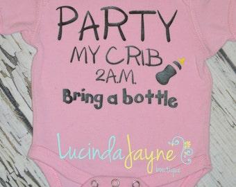 Party at my Crib Shirt