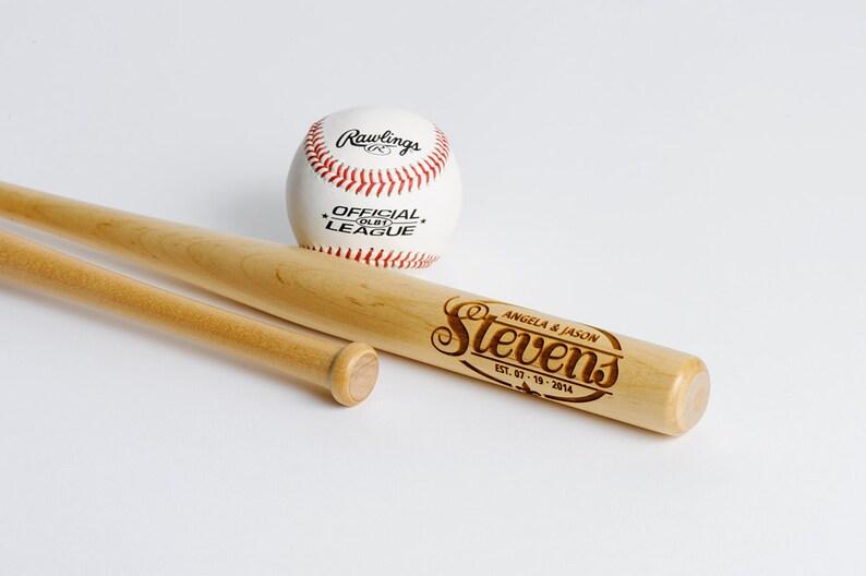 Baseball Bat Custom Gifts For Boys Kids Little League All Stars Coaches Gift Baseball Mom One Of A Kind Wood Gift Thank You Gift