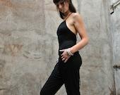 Jumpsuit Corset Yoga Bamboo Harem jumpsuit Lounge wear Bamboo Clothing