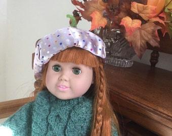 American Girl Doll Beret