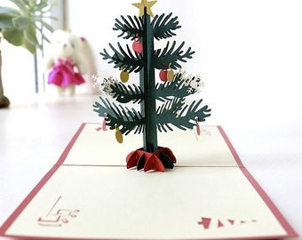 3d christmas cards holiday card cute xmas cards