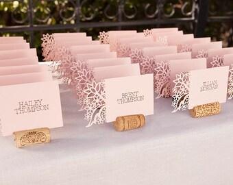 more colours wedding place cards wedding - Wedding Escort Cards