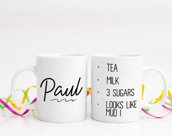 Coffee Mug Etsy