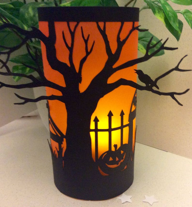 Halloween decorations Halloween candle lanterns Halloween image 0