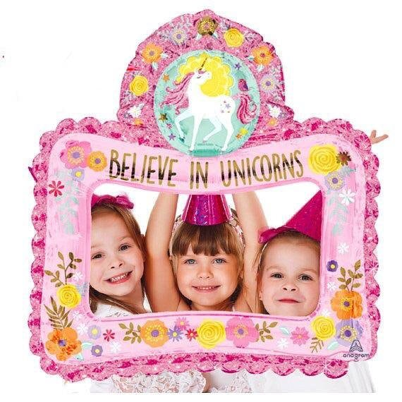 New Bargain! Inflatable Selfie Frame Photo Booth Party Birthday Decoration