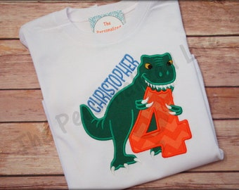 Monogram Boy Shirt