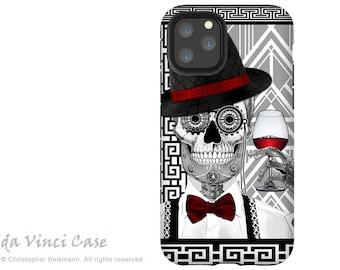 Mr JD Vanderbone - 1920s Sugar Skull - iPhone 13 / iPhone 13 Mini / iPhone 13 Pro  / iPhone 13 Pro Max / Dual Layer Tough Case