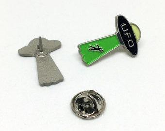 Coey: UFO (Enamel Pin)