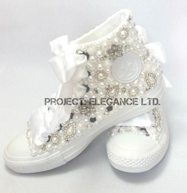 Wedding converse 925614ec5