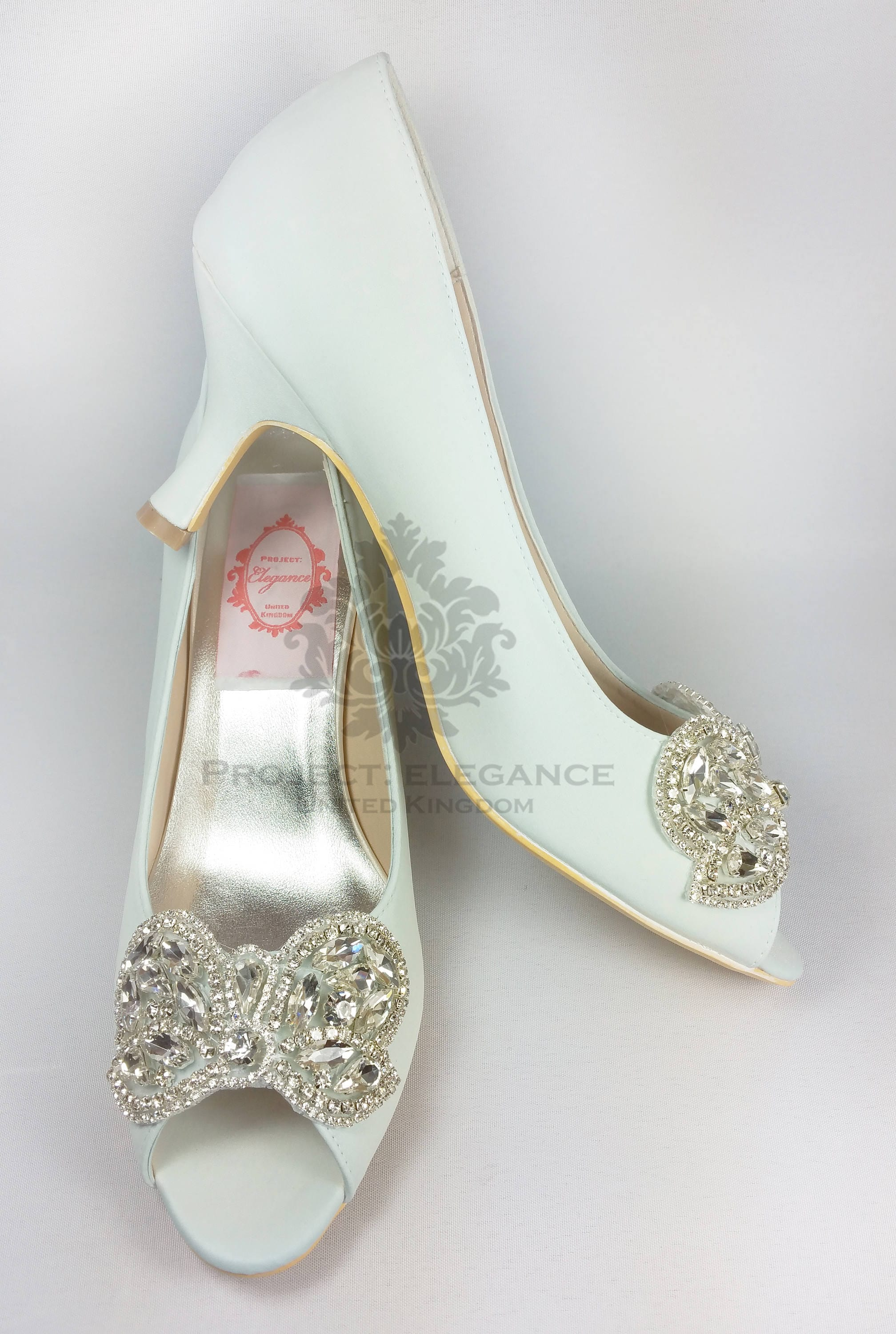 448913f256e5 Blue Wedding Shoes