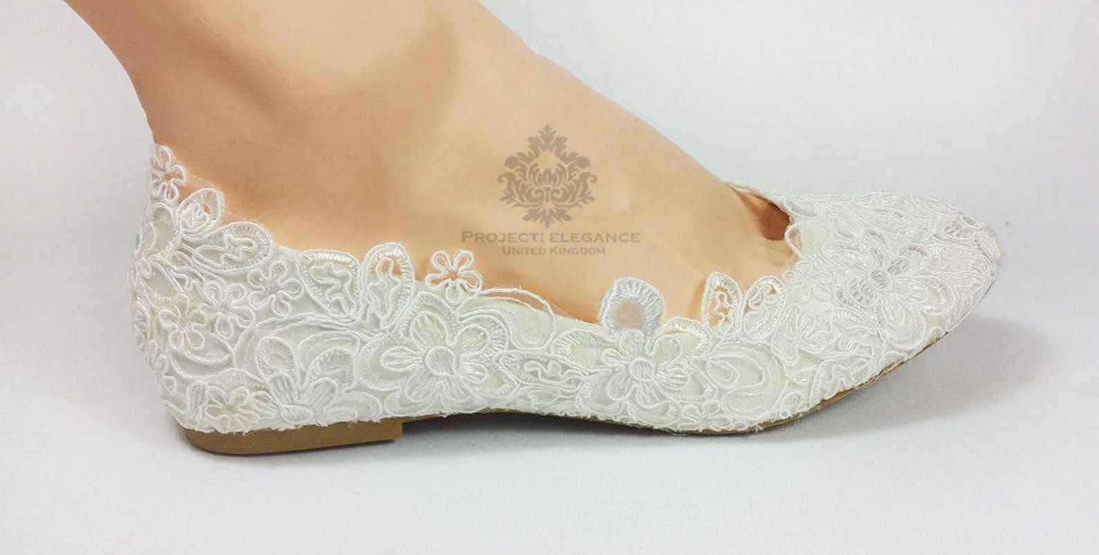 blue,blush, ivory lace ballerina's, open peep toed flat shoes, wedding, bridal ballet shoes, vintage wedding shoes, flat bri