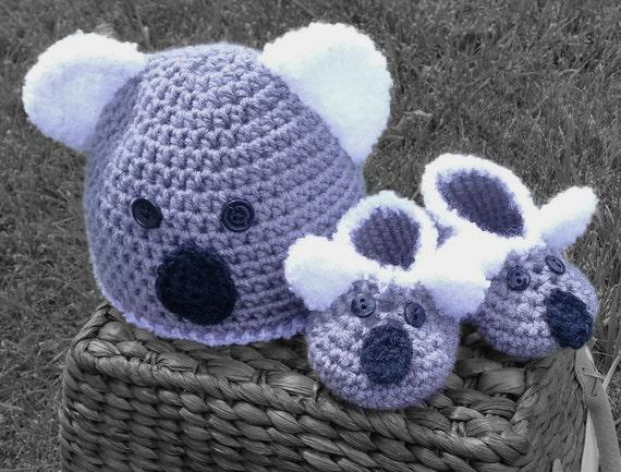 baby koala shoes