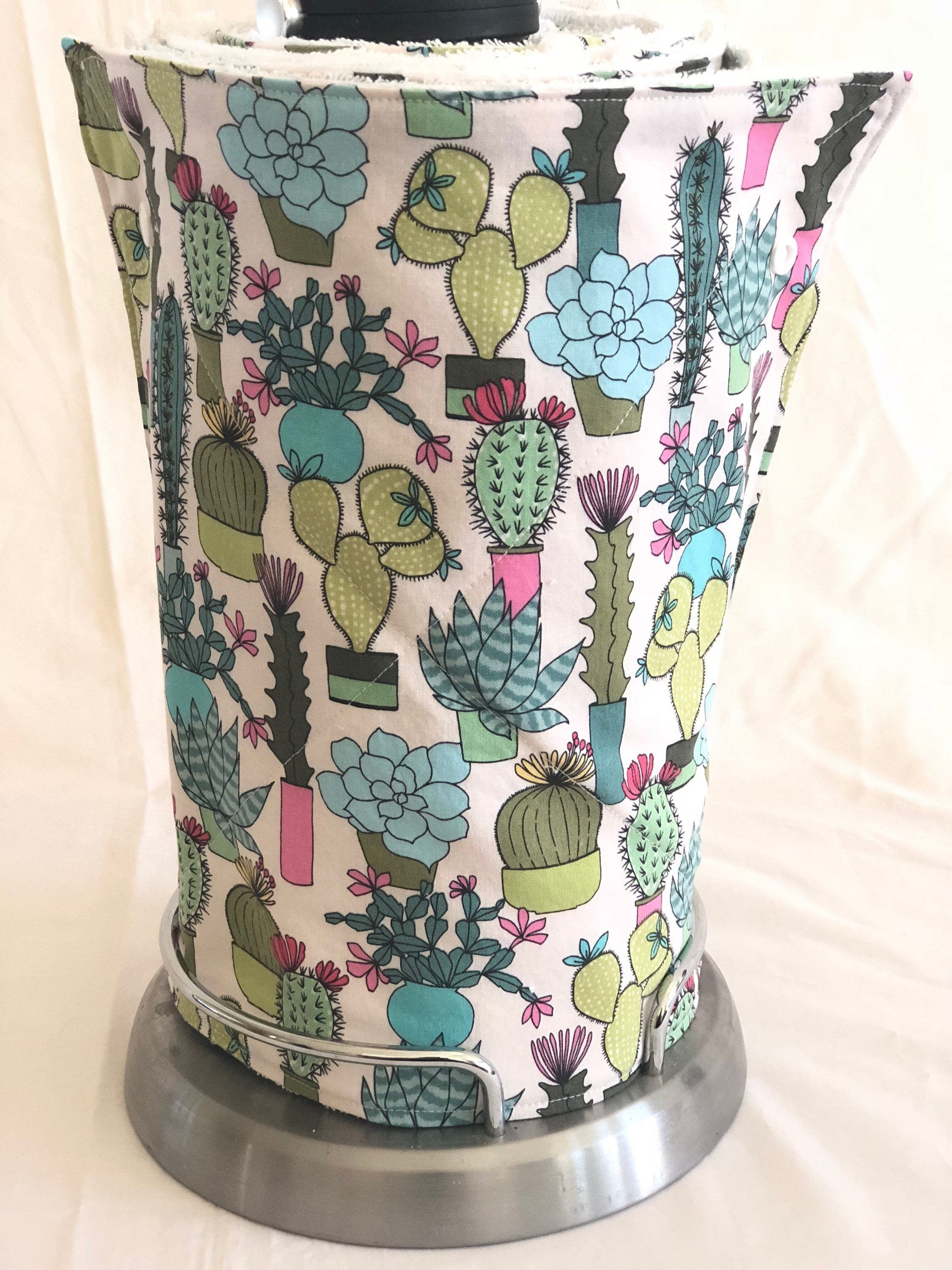 Unpaper Towels Roll Of 12 Cactus Cotton Terry Cloth Kitchen Towels