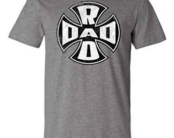 Rad Dad T-shirt | A Skateboarders Father's Day Tee