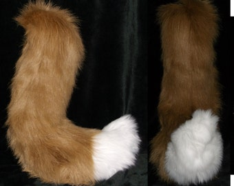 Jumbo Fox Tail