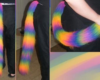 Fuzzy Cat Tail