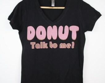 DONUT Talk to me!