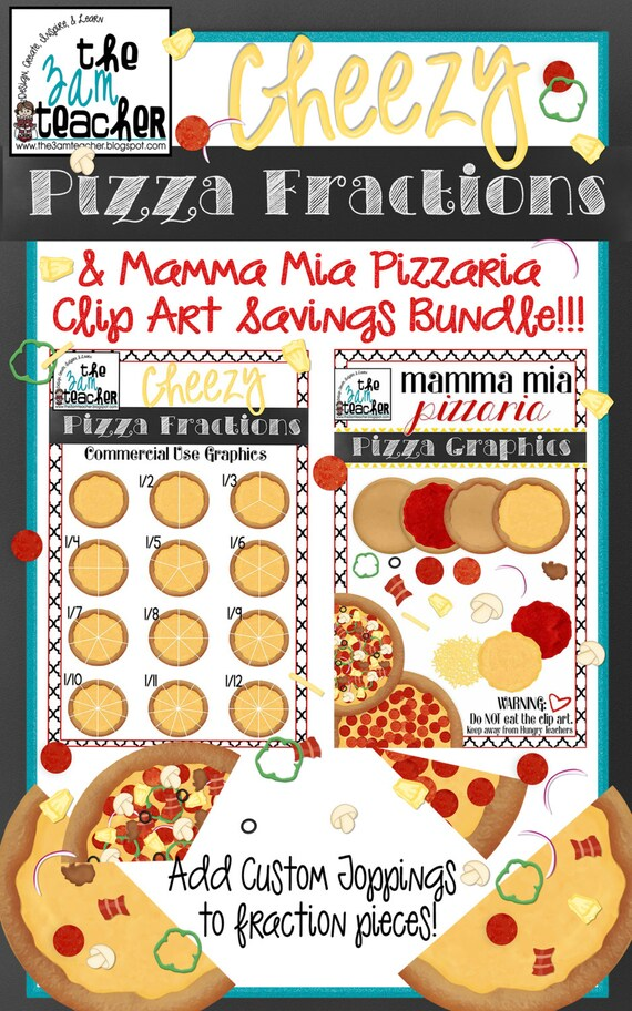 Fractions clipart pizza slice, Fractions pizza slice Transparent FREE for  download on WebStockReview 2020